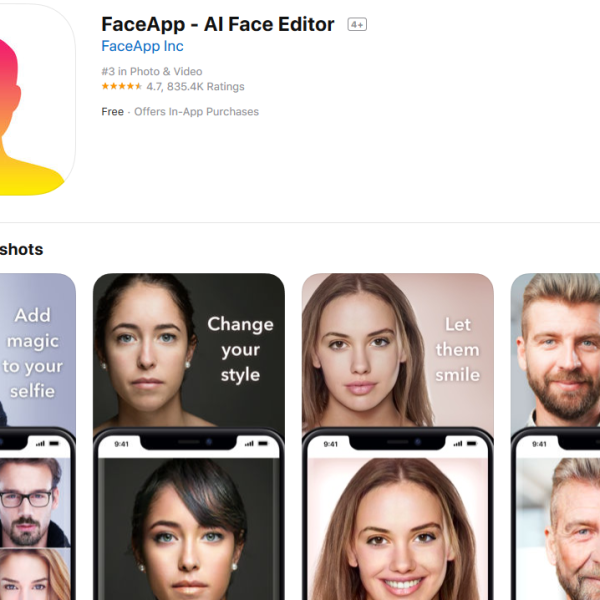 FaceApp privacy concerns: is the app stealing your photos?