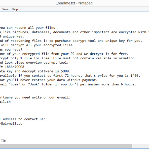 Delete Kolz ransomware