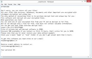 Mmpa ransomware note